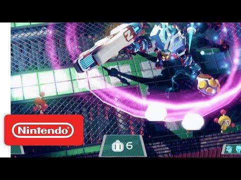 Super Bomberman R - Official Nintendo Switch Trailer thumbnail