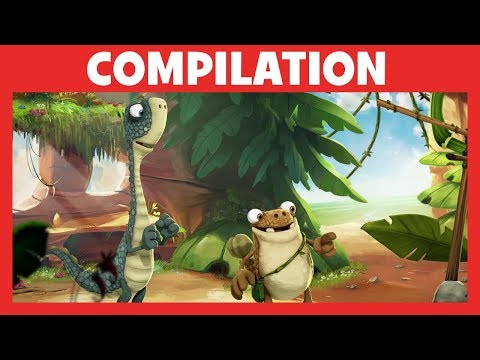 Gigantosaurus - Compilation d'extraits : Mazu la scientifique