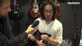 Mark Holcomb (Periphery) On PRS SE, Gear, And Playing Guitar – Interview By Session