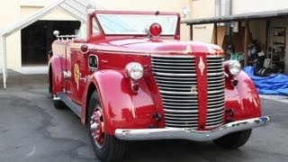 1941 American LaFrance Firetruck - Jay Leno's Garage