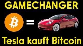 Tesla kaufte im Januar Bitcoin