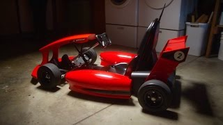 Actev Motors electric go karts for kids