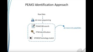 PEAKS Studio 8.5 Overview