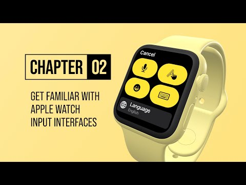 SwiftUI Tutorial - Let's get familiar with Apple Watch input interfaces with SwiftUI