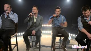 98 Degrees Perform 'Microphone'