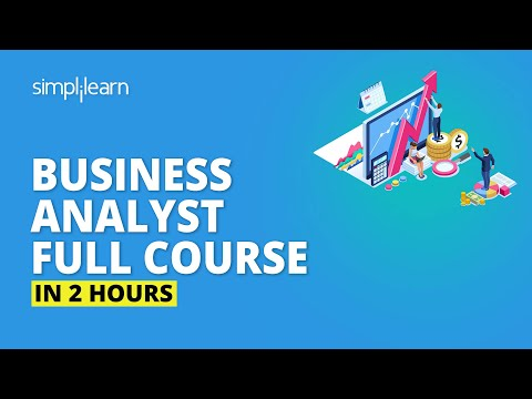 Business Analyst Full Course In 2 Hours | Business Analyst Training ...