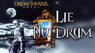 ►Lie - Dream Theater [NO DRUM] Drumless Version