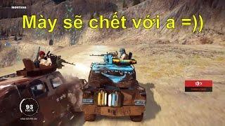 Just Cause 3 - Tập 5 - Đánh chiếm khu Quân đội lớn nhất trong game và cái kết =))