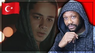 REACTING TO Anıl Piyancı & DJ Artz - Bugün Biraz İçtim Ft. Ezhel & Grogi (Official Video)   RealGee