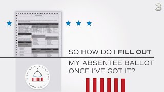 How to Fill Out an Absentee Ballot? Wisconsin Elections