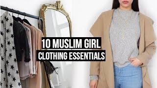 10 Modest Muslim Girl Clothing Essentials   Daniela M Biah