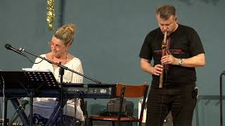 Tabernacle of David - flute & keys ministry with Angus Woodhead