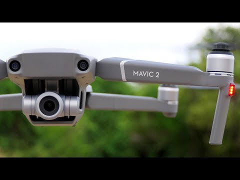 Mavic 2 Zoom – The Big Picture (Hands-On Review)