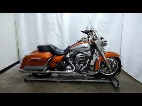 2014 Harley-Davidson Road King® in Eden Prairie, Minnesota - Video 1
