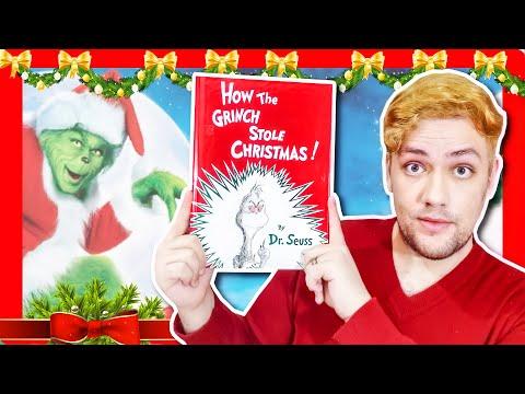 Resenha COMO O GRINCH ROUBOU O NATAL | Dr. Seuss