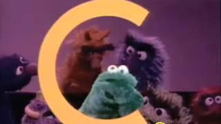 Sesame Street   Letter C