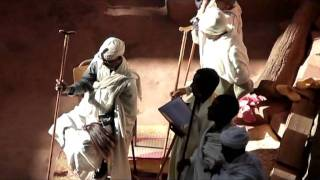 preview picture of video 'Singende Priester in Lalibela'
