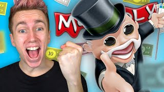 STUPID MONOPOLY IS BACK!