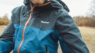 Waterproof Jacket Review | Windproof, breathable and packable
