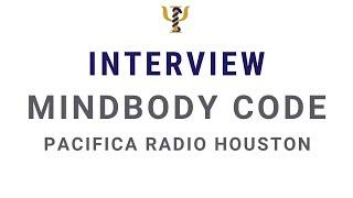 Dr. Mario Martinez discusses The Mind Body Code