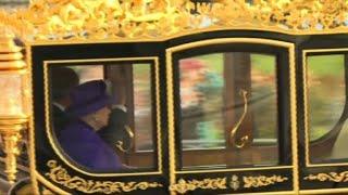 La famille royale néerlandaise en visite à Londres