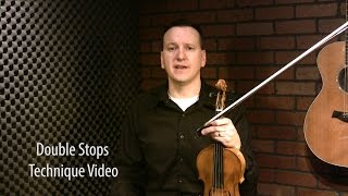 Fiddle Lesson - Double Stops