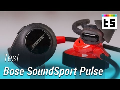 Bose SoundSport Pulse: Ohrhörer mit Pulssensor – Test