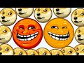Agar.io Epic Team Split Unstoppable With Troll Face Skin Best Agario Gameplay!