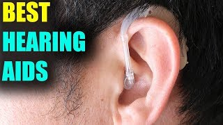Best Hearing Aids On Existing Market | Top 5 Rechargeable Hearing Amplifier Review 2018