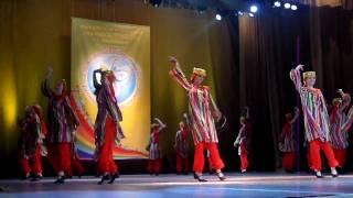 Узбекский танец. Uzbek Dance.