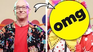 How A Professional Clown Turns Into A Clown