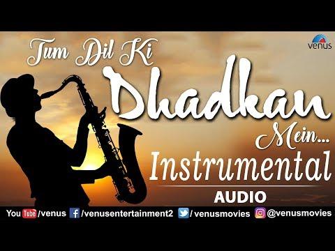 Instrumental - Tum Dil Ki Dhadkan Mein   Dhadkan   Saxophone - Manohari Singh   Best Romantic Song