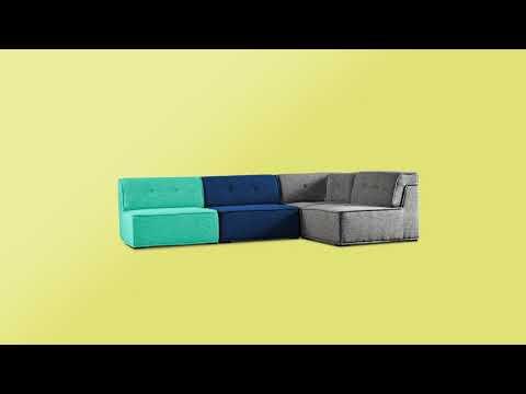 Dialma Brown - 8bit Sofa