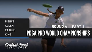 2021 World Championships - R4F9 - Pierce, Allen, Fajkus, King