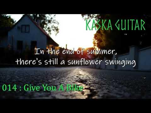 K014 :  自転車をあげよう / Kaska Guitar