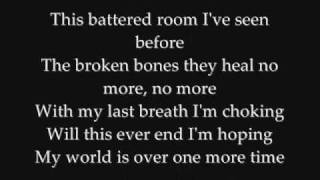 Bullet For My Valentine Tears Dont Fall Wlyrics