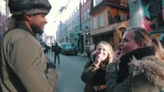 Usher #URXTour Ticket Giveaway in Copenhagen