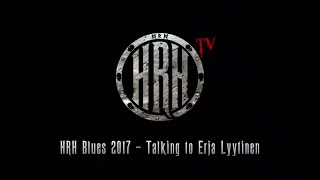 HRH TV – Erja Lyytinen Interview @ HRH Blues III