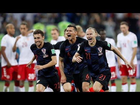Μουντιάλ 2018: Η Κροατία στους «8» – Λύγισε στα πέναλτι την Δανία…