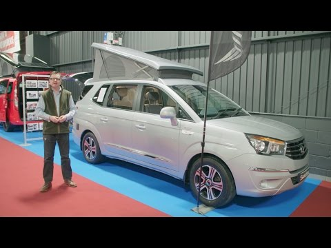 The Practical Motorhome SsangYong Turismo Tourist review