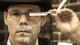 Das klassische Rasiermesser - der Königsweg der Nassrasur