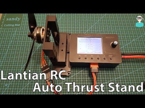 Lantian RC Multifunctional Motor/ESC/Propeller Tester