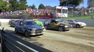 preview picture of video 'Deutsche Autocross Meisterschaft Cunewalde 2014'