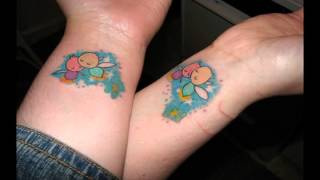 Best Friend Tattoos Images