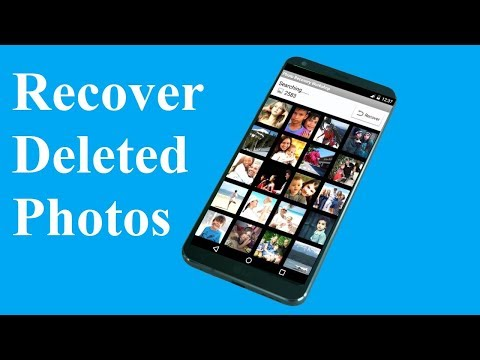 Recover Deleted Photos from Android FREE