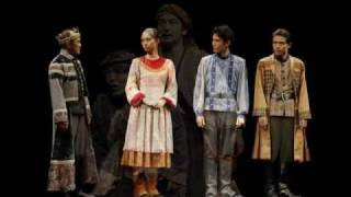 子供のためのシェイクスピア2011公演「冬物語」