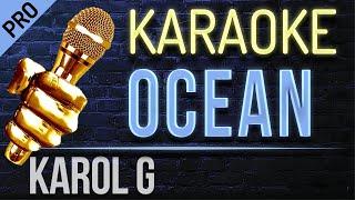 Ocean Karaoke     Karol G