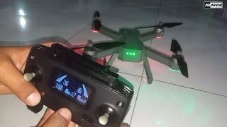 Tutorial Menerbangkan Drone MJX Bugs 20 B20 EIS Untuk Pemula