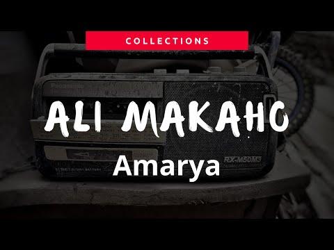 Ali Makaho ~ Amarya