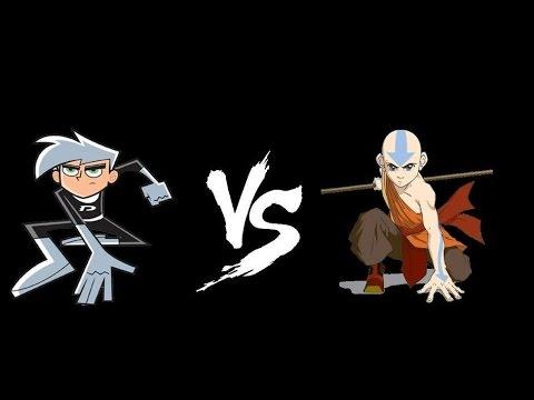 Good and Bad DEATH BATTLES: Danny Phantom vs. Aang